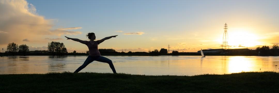 Yoga met Selle